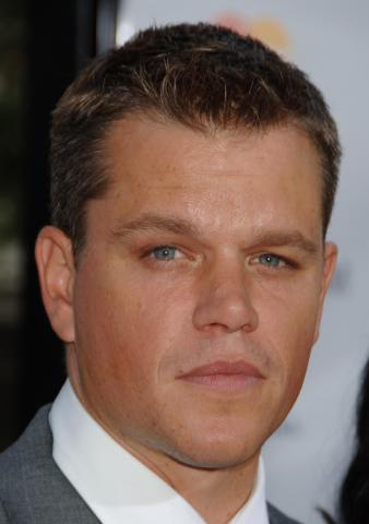 Matt Damon - Hollywood - 26-07-2007 -  Matt Damon si candida per il quarto film dell'agente Bourne