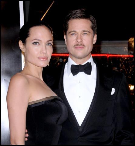 Angelina Jolie, Brad Pitt - Westwood - 08-12-2008 - Brad Pitt e Angelina Jolie restano in Francia