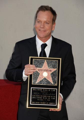 Kiefer Sutherland - Hollywood - 09-12-2008 - Kiefer Sutherland e' tornato con l'ex moglie