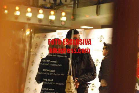 Tiberio Timperi - Roma - 19-12-2008 - Tiberio Timperi, a quando la nuova fidanzata?