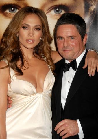 Brad Grey, Jennifer Lopez - Westwood - 08-12-2008 - Aria di crisi per il matrimonio di Jennifer Lopez