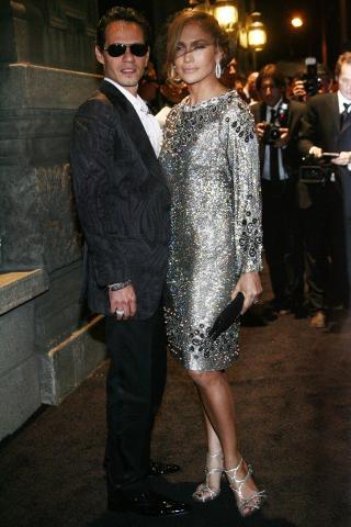 Marc Anthony, Jennifer Lopez - 26-09-2008 - Aria di crisi per il matrimonio di Jennifer Lopez