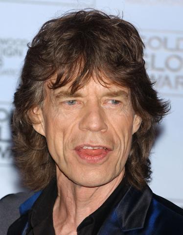 Mick Jagger - Beverly Hills - 16-01-2005 - Ben Affleck e Mick Jagger insieme in un film