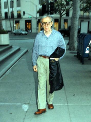 Woody Allen - Los Angeles - 03-08-2008 - A Woody Allen il Premio Puccini 2008