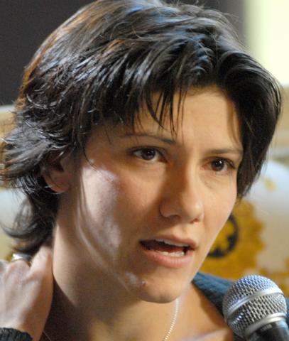 Elisa - Udine - 17-11-2008 - Gli Stati Uniti incoronano Elisa