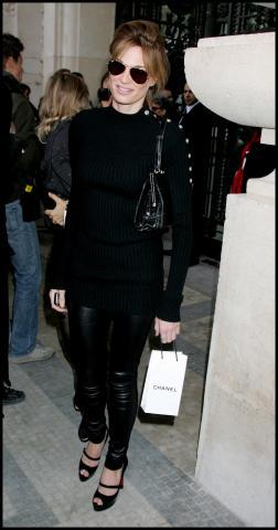 Jemima Khan - Parigi - 03-10-2008 - La nuova fiamma di Guy Ritchie potrebbe essere Jemima Khan