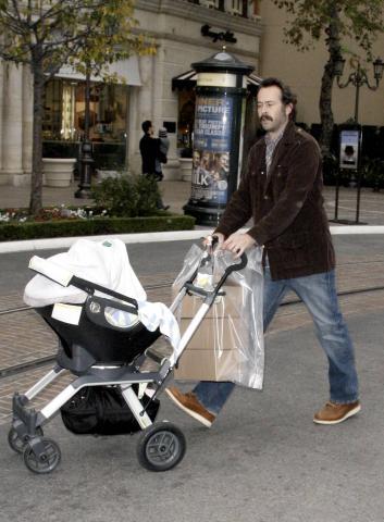 Jason Lee - Los Angeles - 24-12-2008 - Chiamiamolo strano: i buffi nomi dei pargoli vip