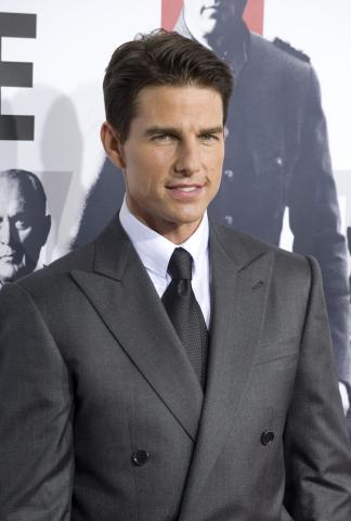 Tom Cruise - Londra - 29-12-2008 - Il sogno di Tom Cruise? Uccidere Adolf Hitler