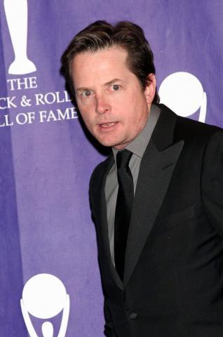 Michael J.  Fox - New York - 30-12-2008 - Michael J. Fox torna in TV