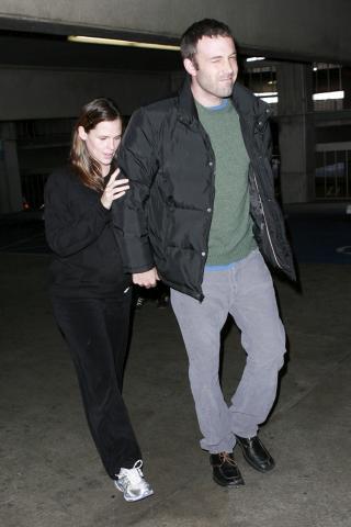 Jennifer Garner, Ben Affleck - Beverly Hills - 05-01-2009 - Jennifer Garner e Ben Affleck genitori per la seconda volta rivelano il nome della bambina