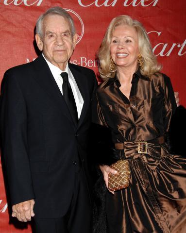Tom Bosley - Palm Springs - 06-01-2009 - E' morto Tom Bosley, il papa' della famiglia Cunningham