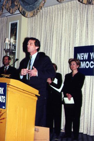 Bobby Kennedy Jr., Hillary Clinton - New York - 05-12-1999 - Hillary Clinton:
