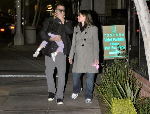 Jennifer Garner, Ben Affleck - Los Angeles - 07-01-2009 - Nata la seconda figlia di Ben Affleck e Jennifer Garner