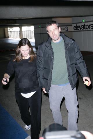 Jennifer Garner, Ben Affleck - Beverly Hills - 07-01-2009 - Nata la seconda figlia di Ben Affleck e Jennifer Garner