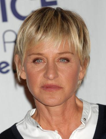 """Ellen DeGeneres - Los Angeles - 07-01-2009 - Ellen DeGeneres interpreterà """"madre natura"""""""