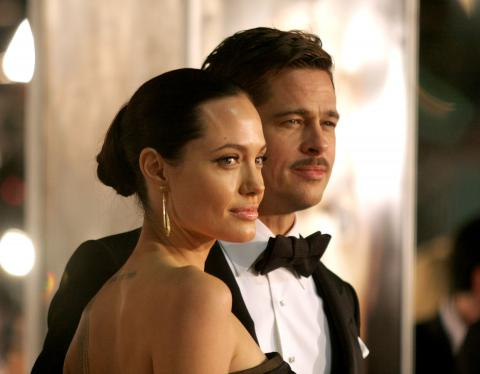 Angelina Jolie, Brad Pitt - Westwood - 08-12-2008 - Ancora un'adozione per Angelina Jolie e Brad Pitt