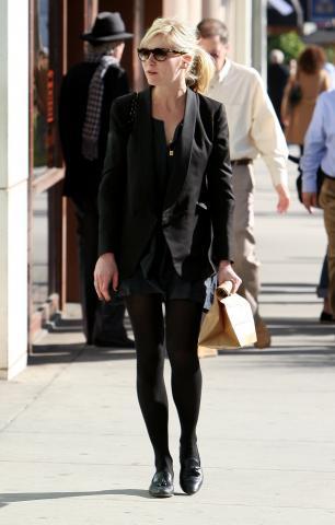 Kirsten Dunst - Beverly Hills - 08-01-2009 - Kirsten Dunst e Josh Hartnett nuova coppia a New York