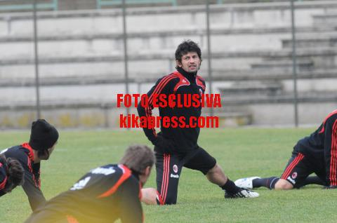 Kakhaber Kaladze - Roma - 10-01-2009 - Ecco i calciatori nel mirino dell'anonima sequestri
