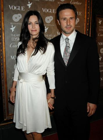 Courteney Cox, David Arquette - Los Angeles - 10-01-2009 - David Arquette e Courteney Cox si riavvicinano anche fisicamente