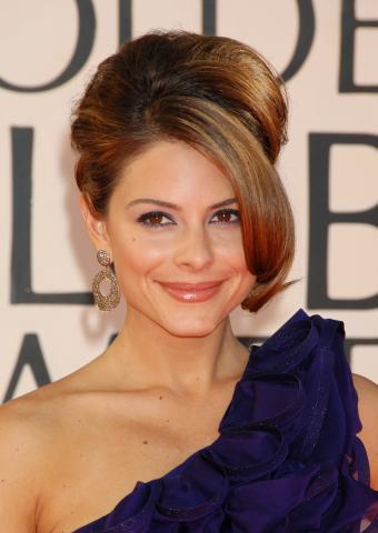 Maria Menounos - Beverly Hills - 11-01-2009 - Ai Golden Globe trionfa la frangia