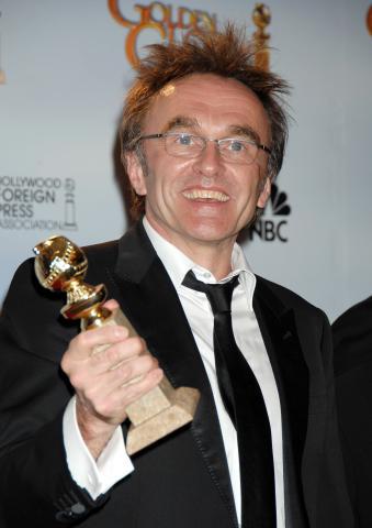 Danny Boyle - Beverly Hills - 11-01-2009 - Il Daily Telegraph accusa: sfruttati i bambini di The Millionaire