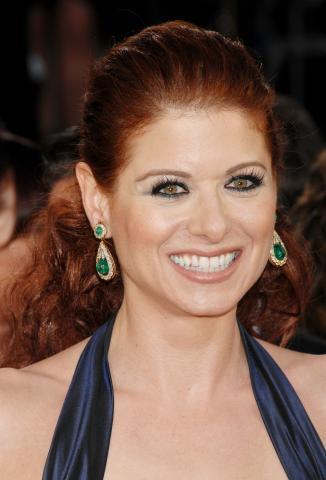 Debra Messing - Beverly Hills - 11-01-2009 - Golden Globes: i gioielli