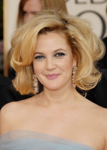 Drew Barrymore - Beverly Hills - 11-01-2009 - Golden Globes: i gioielli