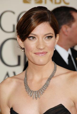 Jennifer Carpenter - Beverly Hills - 11-01-2009 - Golden Globes: i gioielli