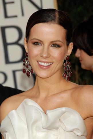 Kate Beckinsale - Beverly Hills - 11-01-2009 - Golden Globes: i gioielli