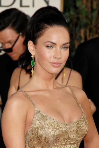 Megan Fox - Beverly Hills - 11-01-2009 - Golden Globes: i gioielli