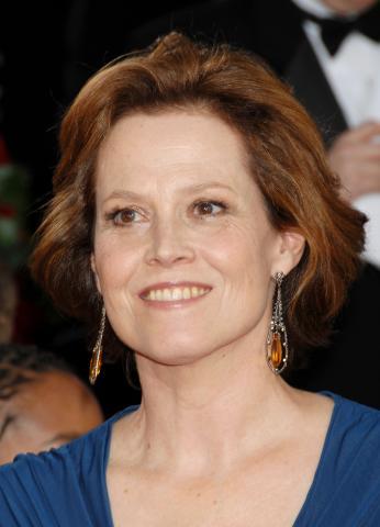 Sigourney Weaver - Beverly Hills - 11-01-2009 - Golden Globes: i gioielli