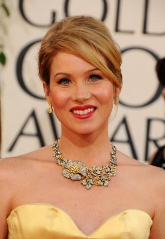 Christina Applegate - Beverly Hills - 11-01-2009 - Golden Globes: i gioielli