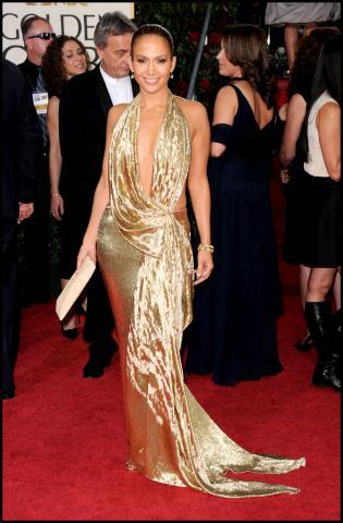 Jennifer Lopez - Beverly Hills - 11-01-2009 - Ha quasi 50 anni ma sul red carpet la più sexy è sempre lei