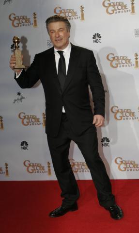 Alec Baldwin - Beverly Hills - 11-01-2009 - Alec Baldwin ucciso da un killer del Sopranos