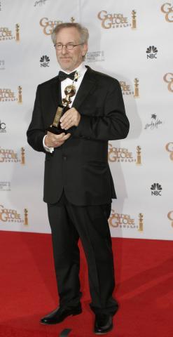 Steven Spielberg - Beverly Hills - 11-01-2009 - Steven Spielberg potrebbe dirigere la vita di Mose