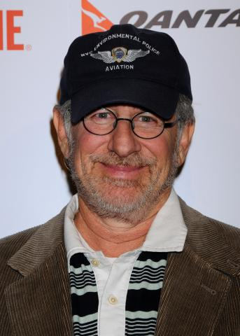 Steven Spielberg - West Hollywood - 12-01-2009 - Siglato l'accordo tra Steven Spielberg e la Disney