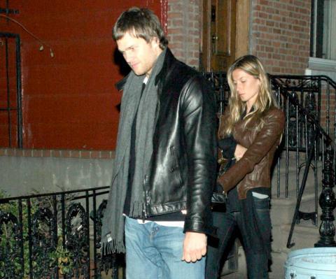 Tom Brady, Gisele Bundchen - New York - 06-01-2008 - Gisele Buendchen e Tom Brady finalmente fidanzati