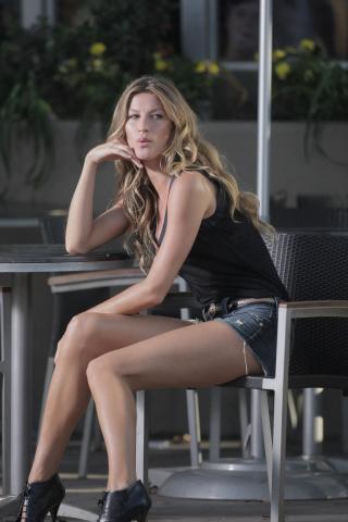 Gisele Bundchen - Los Angeles - 09-10-2008 - Gisele Buendchen e Tom Brady finalmente fidanzati