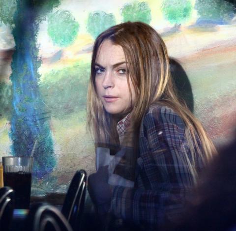 Lindsay Lohan - Hollywood - 14-01-2009 - Lindsay Lohan dà la colpa ai paparazzi per gli incidenti del 2007
