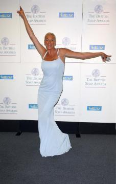 Brigitte Nielsen - Londra - 07-05-2005 - Brigitte Nielsen vuole ritornare sulla copertina di Playboy