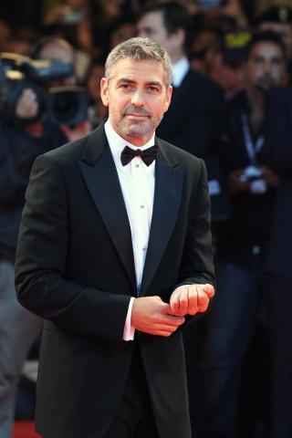 George Clooney - Venezia - 02-09-2007 - Grande successo per il ritorno di Clooney a E.R.