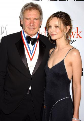 Harrison Ford, Calista Flockhart - Beverly Hills - 22-01-2009 - Harrison Ford è l'attore più pagato di Hollywood secondo Forbes
