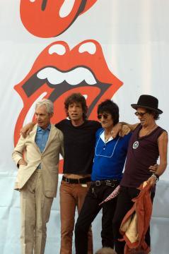 Rolling Stones - 10-05-2005 - I Rolling Stones sono i più ricchi