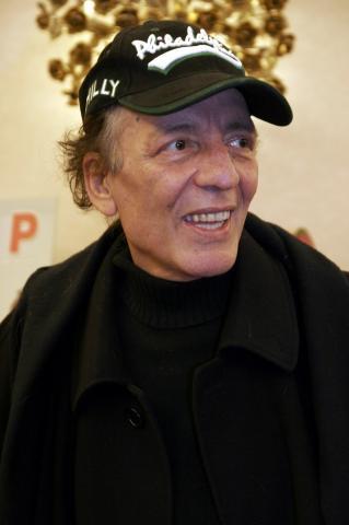 Mino Reitano - Sanremo - 28-01-2009 - Morto il cantante Mino Reitano