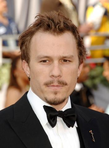 Heath Ledger - Hollywood - 05-03-2006 - The Millionaire, Penelope Cruz e Heath Ledger i piu' vicini all'Oscar