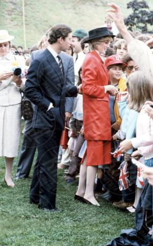 Principe Carlo d'Inghilterra, Lady Diana - Londra - 28-01-2009 - Coppie d'archivio
