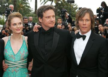 Colin Firth, Rachel Blanchard, Kevin Bacon - Cannes - 13-05-2005 - Tremors, nuova serie tv in arrivo. Ci sarà anche Kevin Bacon