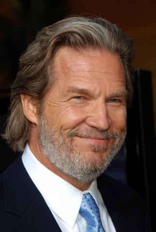 Jeff Bridges - Hollywood - 30-04-2008 - Jeff Bridges 27 anni piu' giovane per Tron 2.0