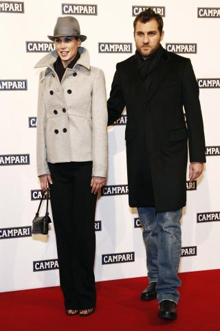 Christian Vieri, Melissa Satta - Milano - 05-02-2009 - È finita tra Bobo Vieri e Melissa Satta