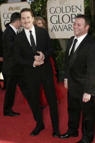 Darren Aronofsky - Beverly Hills - 12-01-2009 - Aronofsky difende l'iracondo Bale